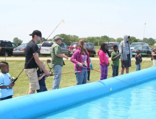 Bringing the Classroom to Life at the Outdoor Expo