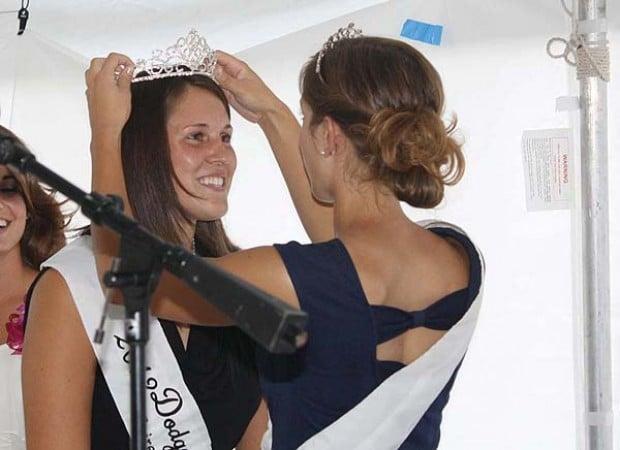 2012 Fairest of the Fair Steffani Koch