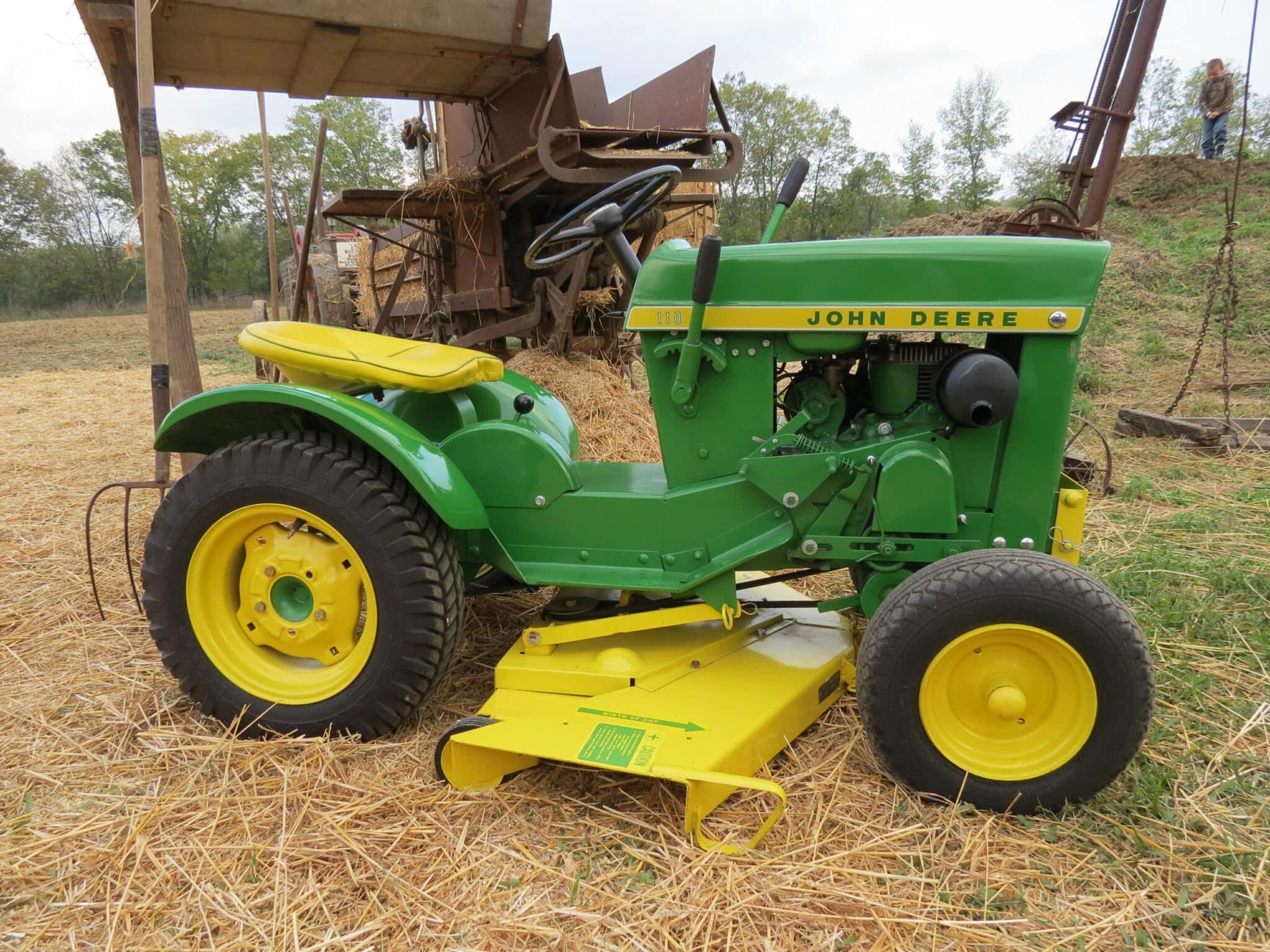 John Deere Lawn Tractor : John deere weekend of freedom event schedule dodge