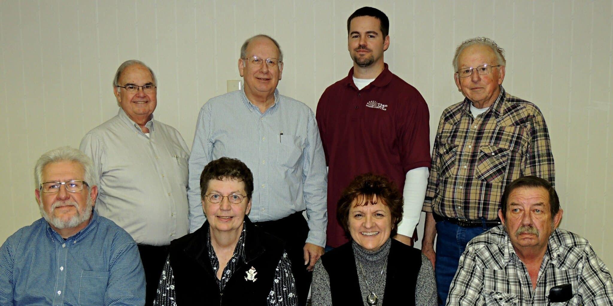 2013 Dodge County Fair Association Board of Directors