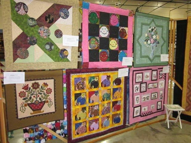 Home Furnishings Open Class Fair Exhibits