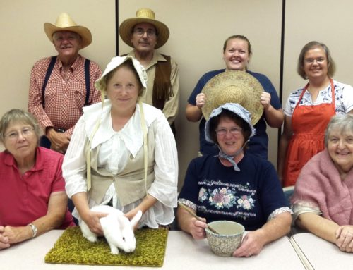 Skills of the past featured at Old Time Gathering