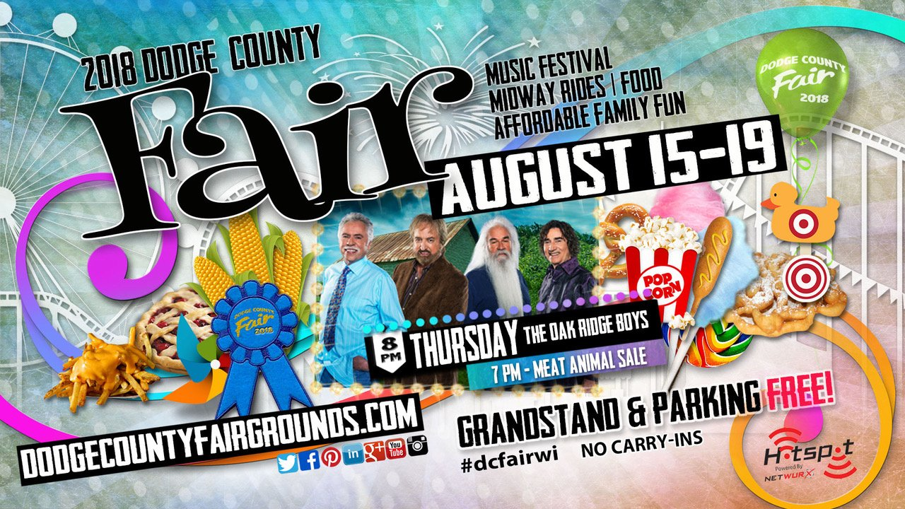 2018-05-16 Dodge County Fair Advertisement