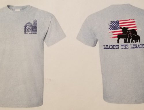 T-shirt sales part of 4-H and FFA fundraiser