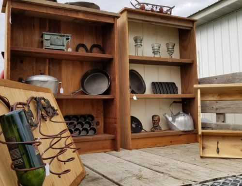 Record-setting booths; more available for final flea markets