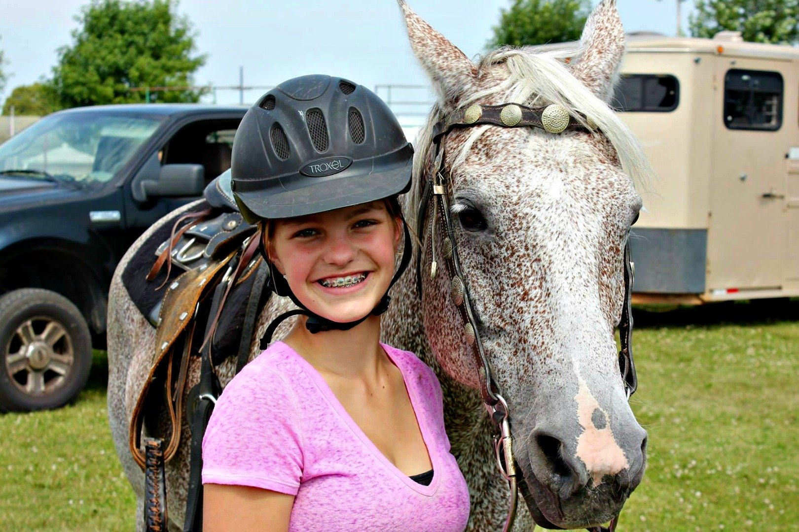 4-H Junior Fair Horse Show