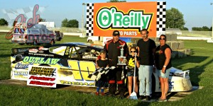 Jeff Richards Feature Win and Clean Sweep DCSA Grand Nationals