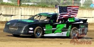 Todd Ascherien American Flag National Anthem Lap