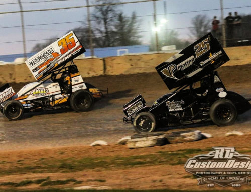 MSA 360 Sprint Car drivers gear up to honor racing legend at Fuzzy Fassbender Classic