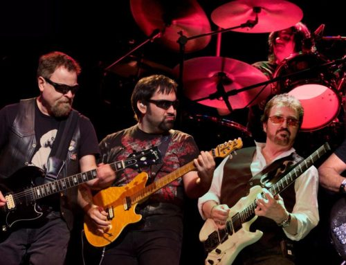 See Blue Oyster Cult in Beaver Dam, Aug 21, before their international tour