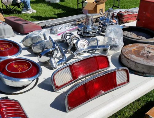 Find missing Car and Truck Parts at Dodge County Swap Meet