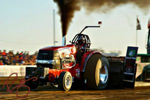 Case IH Remedy BSTP Tractor Pull Dodge County