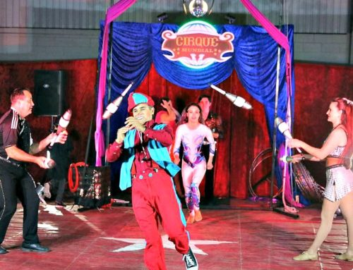 Free Children's Admission to Circus on May 21-22
