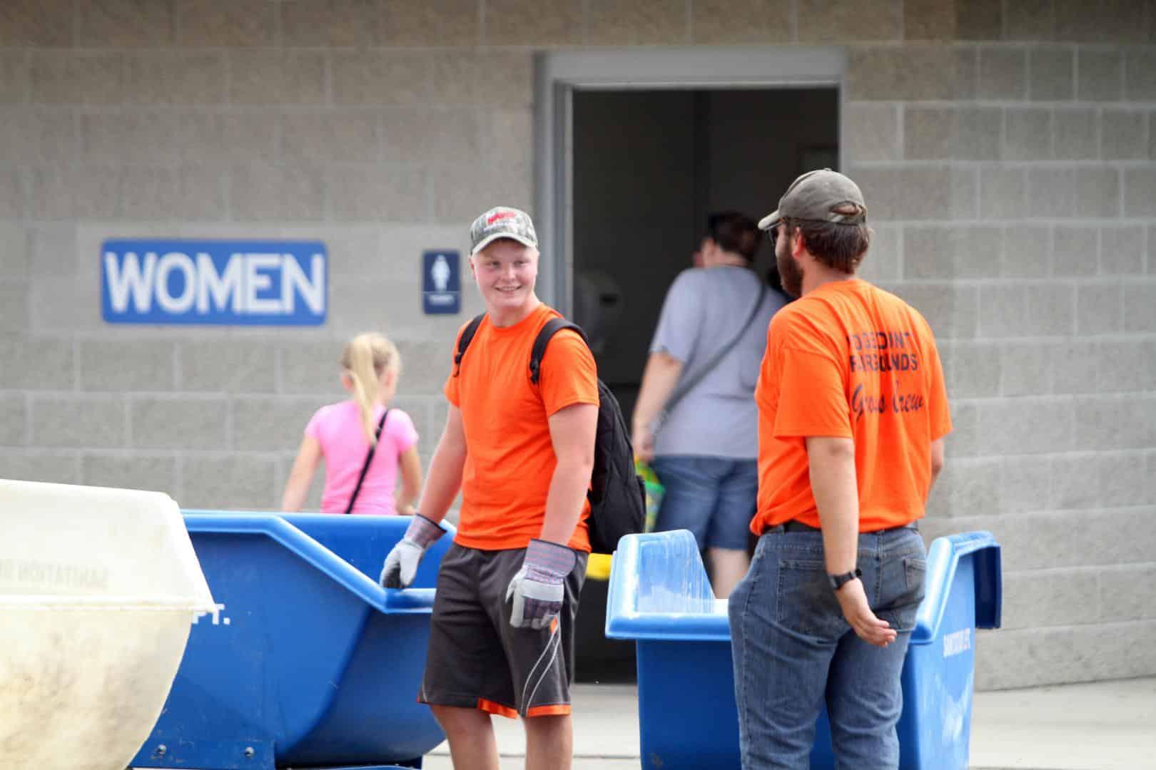 Dodge County Fair Grounds Crew