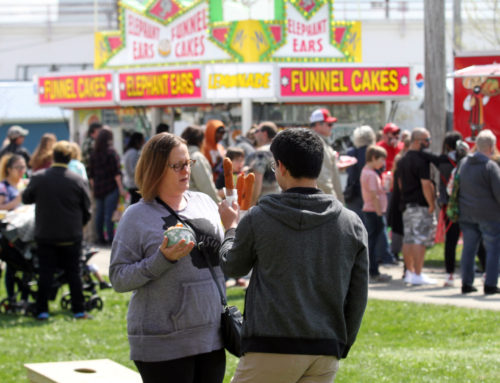 Bring your appetite & the whole family – Fair Food Festival menu expands this Saturday