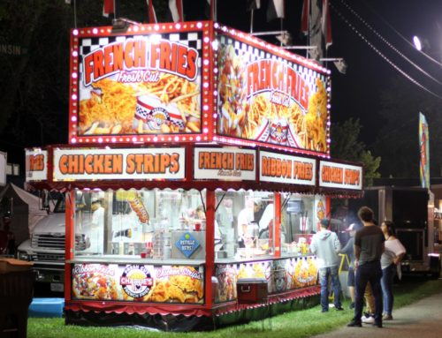 Family-Friendly Fun and Fair Food Fills the Fairgrounds