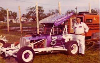 Fuzzy Fassbender racing legend