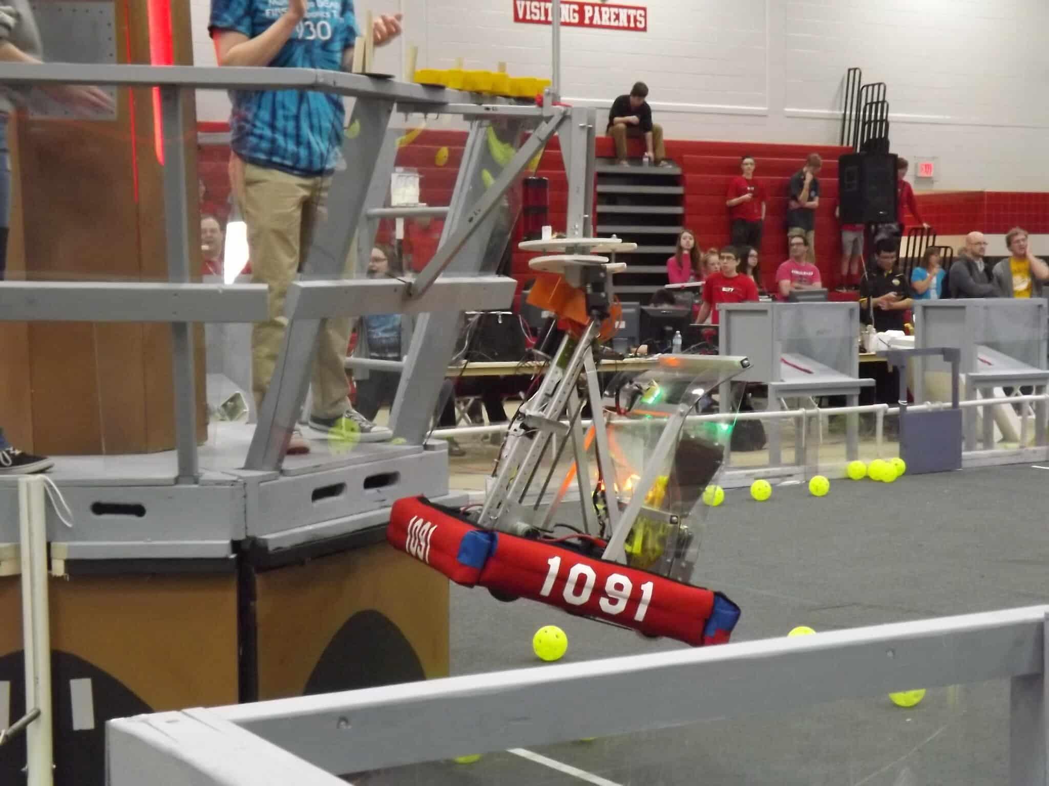 Hartford Union High School Robotics Team 1091