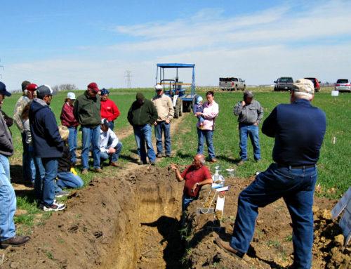 Farmers hosting Healthy Soil-Healthy Water Field Tour