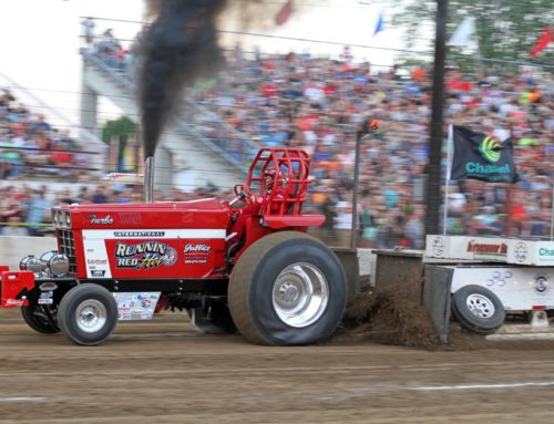 Dodge County Fair to feature top tractor pull competitors, Aug 18