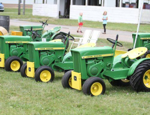 John Deere Collectors Event scheduled for July