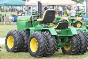 John Deere 9420 Garden Tractor Collector