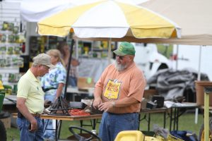 John Deere Collector Event and Parts Vendors