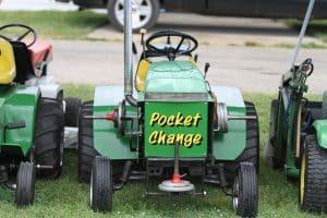 John Deere Pocket Change Show Tractor