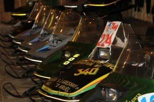 John Deere Snowmobile Collection
