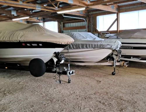Indoor Winter Storage for Wisconsin RVs and Boats