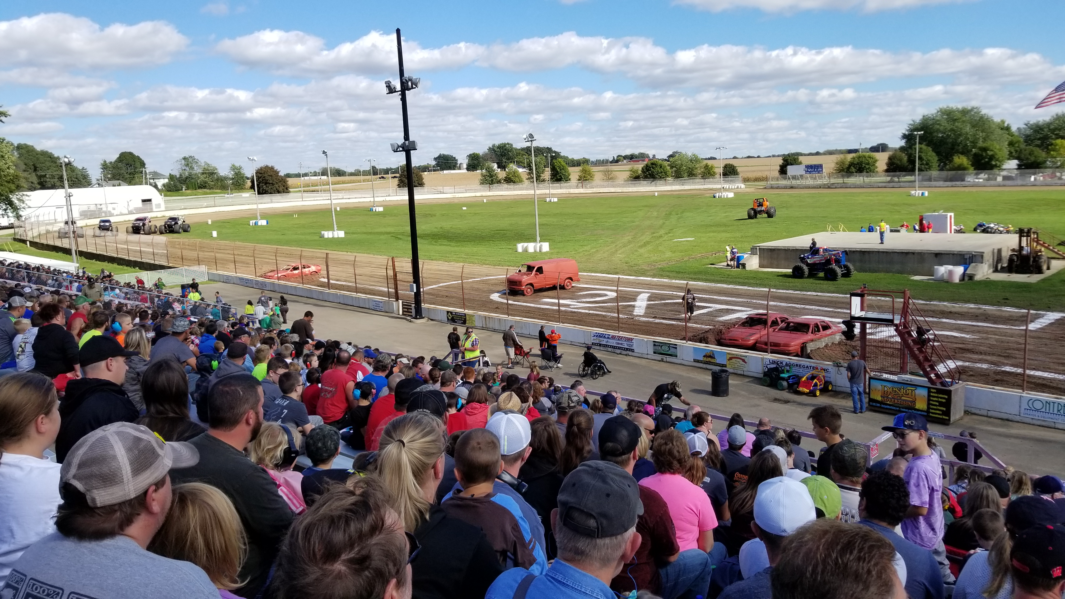 Motorsports Venue Facility Rental Wisconsin