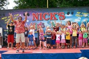 Nicks Kids Show Wisconsin