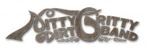 Nitty Gritty Dirt Band logo white back