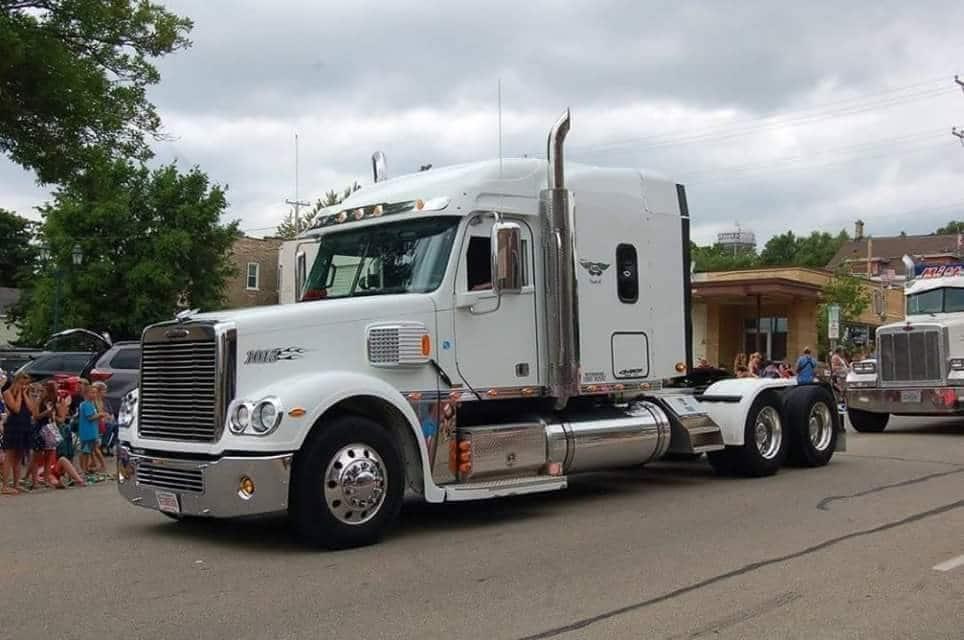 Trucking Show Parade Wisconsin