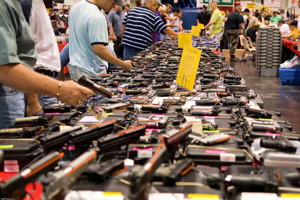Wisconsin Gun Show