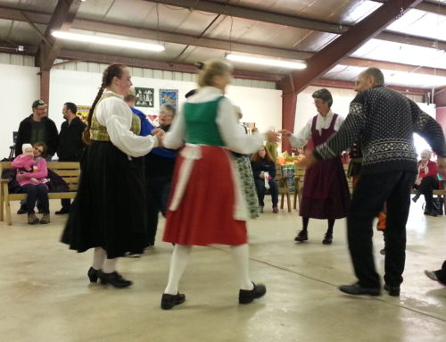 Square and Village Dancers featured at Old Time Gathering